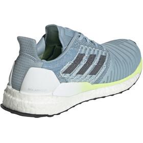 adidas Solar Boost Zapatillas Mujer, ash grey/onix/hi-res yellow